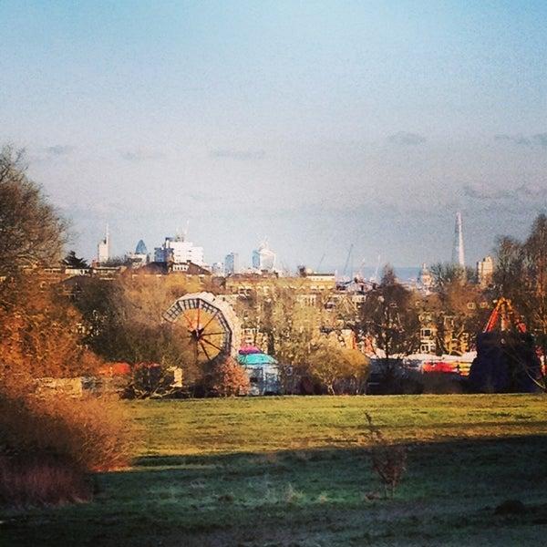 4/1/2013 tarihinde Laura N.ziyaretçi tarafından Hampstead Heath'de çekilen fotoğraf