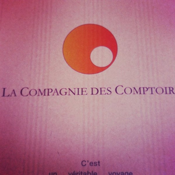 La compagnie des comptoirs montpellier languedoc roussillon - La compagnie des comptoirs ...