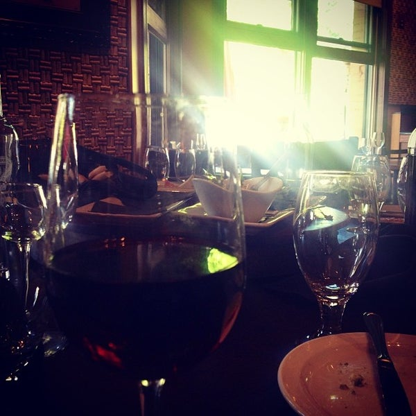 Photo taken at Lala's Wine Bar & Pizzeria by Brit on 9/30/2013