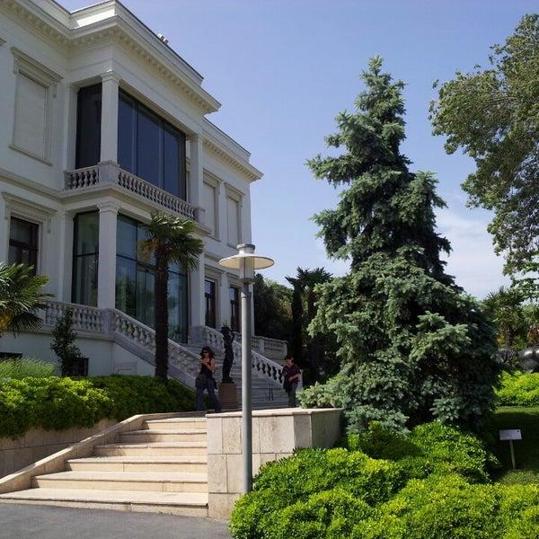 Das Foto wurde bei Sakıp Sabancı Müzesi von Vladimir O. am 5/31/2013 aufgenommen