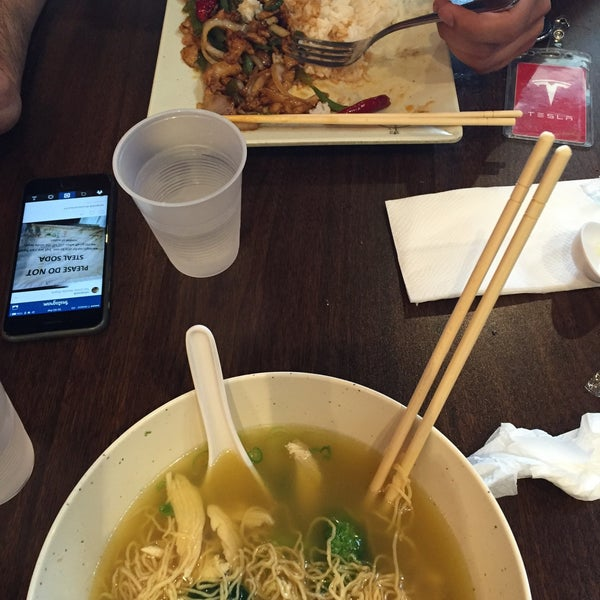 Photo taken at Teo Chow Noodle Shack by Vinita I. on 5/6/2016