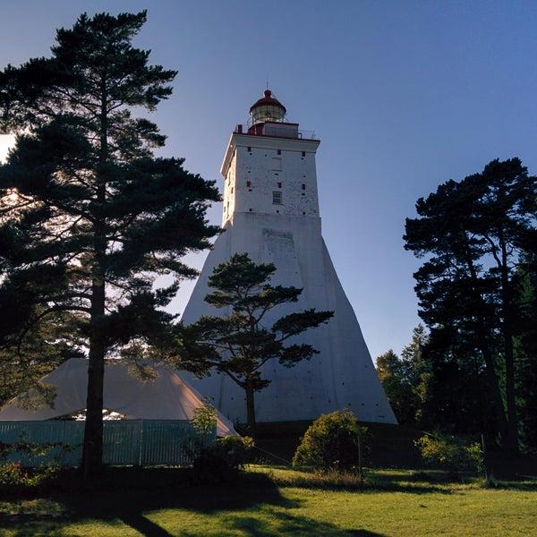 Photo taken at Kõpu tuletorn    Kõpu Lighthouse by jninja on 8/7/2016