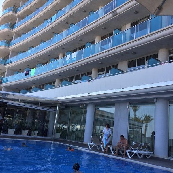 Foto tomada en Hotel Allon por Dariusz F. el 6/23/2018