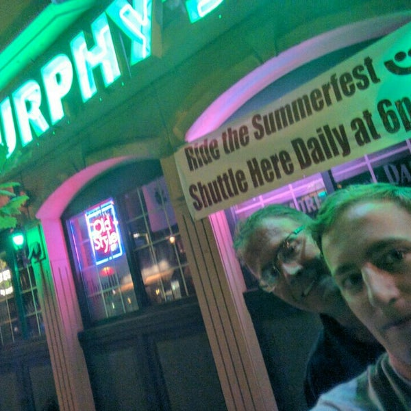 Photo taken at Murphy's Irish Pub by Mattglobetrottingfoodie M. on 7/8/2016
