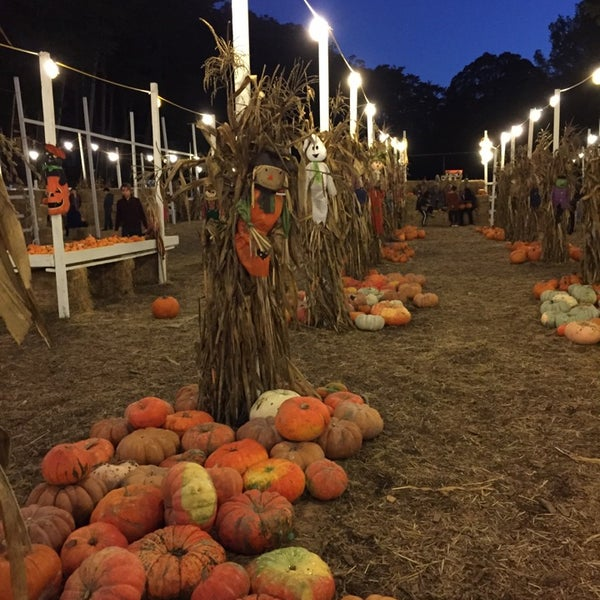 Photo taken at Clancy's Pumpkin Patch by Audrey C. on 10/29/2014