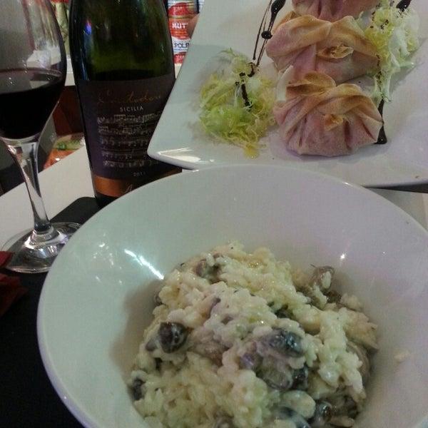 Muy original la presentación de los platos y además buenísimos!