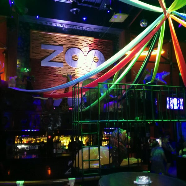 Photo taken at ZOO Bar by Israel S. on 8/21/2016