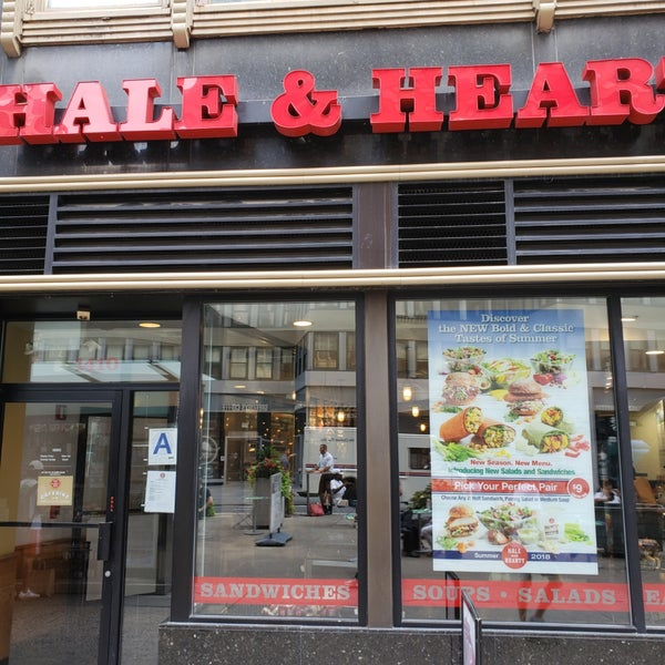 Hale & Hearty - Suppenküche in Garment District