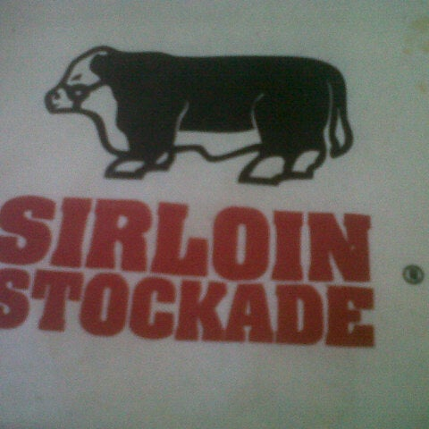 Photo taken at Sirloin Stockade Plaza Loreto by Paola G. on 6/30/2013
