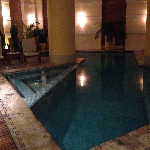 Foto tomada en Hotel de la Opera por Isra G. el 10/8/2014