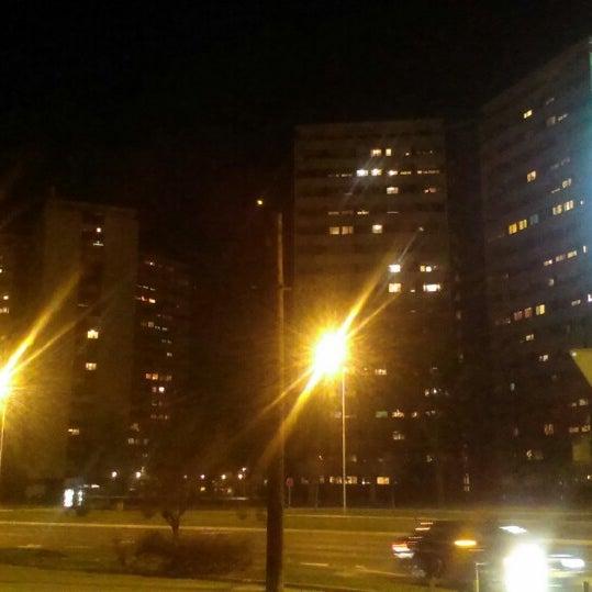 Photo taken at Blok 38 by Aleksandar D. on 2/11/2014