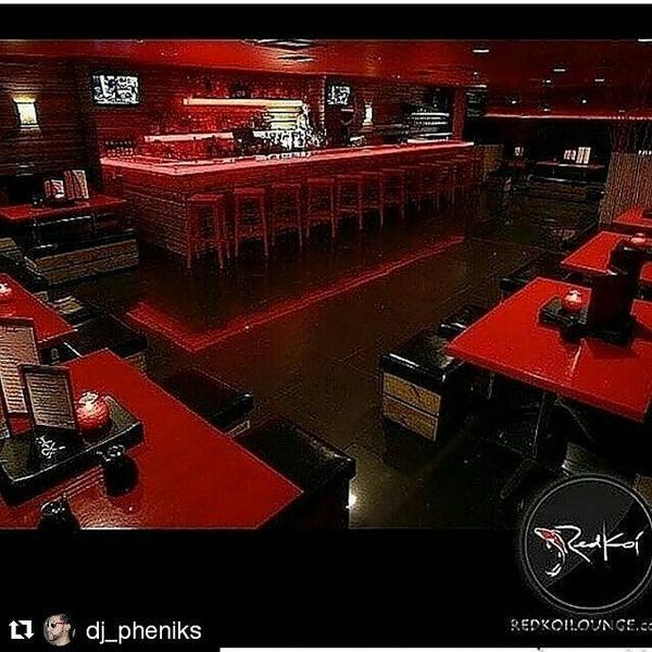 Foto tomada en Red Koi Thai & Sushi Lounge por Me&Te el 7/10/2015