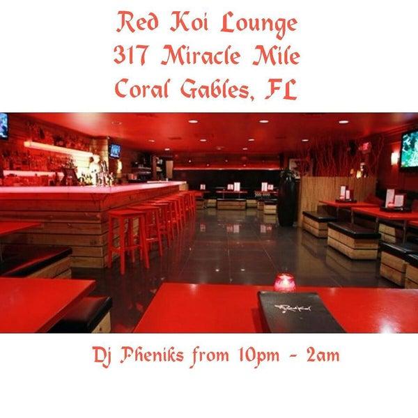Foto tomada en Red Koi Thai & Sushi Lounge por Me&Te el 8/2/2015