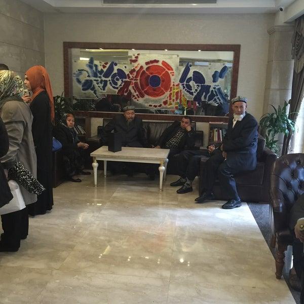 11/26/2015 tarihinde TC Özge N.ziyaretçi tarafından Glorious Hotel Istanbul'de çekilen fotoğraf