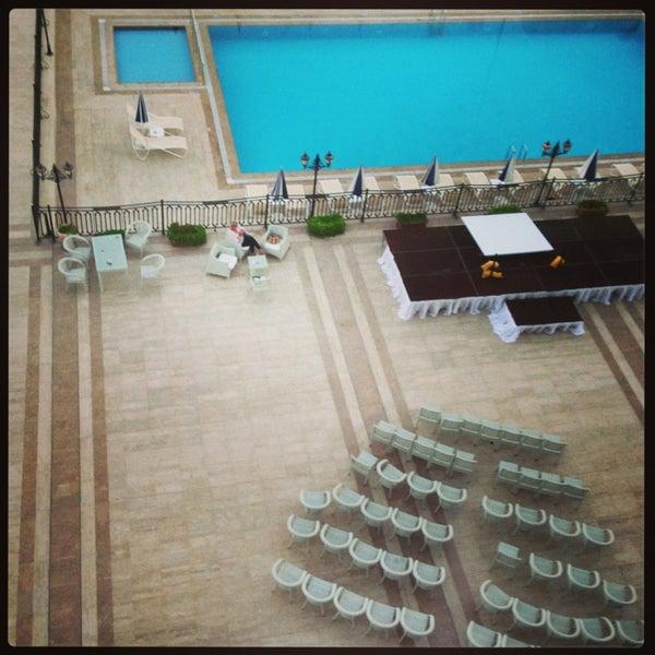 9/11/2013 tarihinde Uğur A.ziyaretçi tarafından Harrington Park Resort Hotel'de çekilen fotoğraf