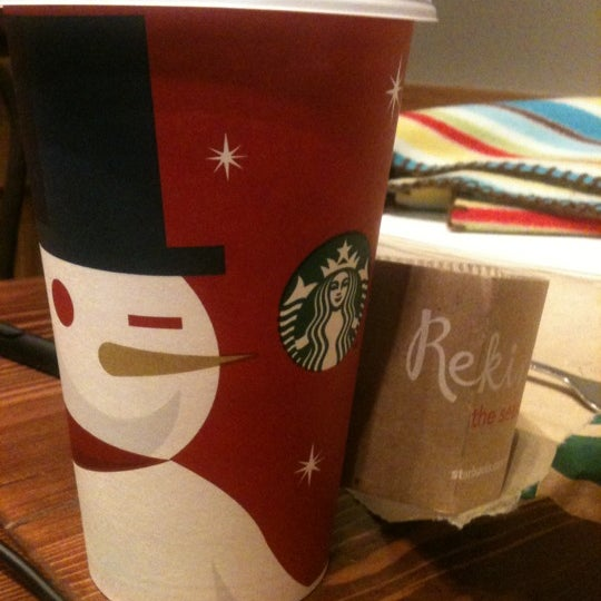 Photo taken at Starbucks by Eric S. on 11/1/2012