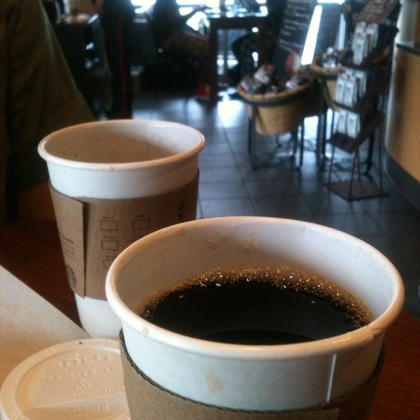 Photo taken at Starbucks by Eric S. on 10/5/2013