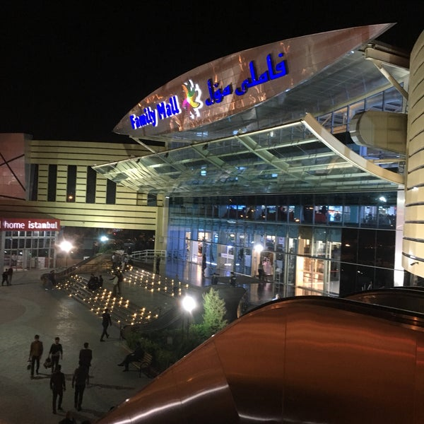 The Iraqis love malls, and Erbil is swimming in them. This is one of te biggest ones and has just about everything there is to looks for in Erbil. Worth a visit :)