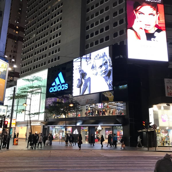 Photos at Adidas Flagship Store Sporting Goods Shop in Kong Hong Kong in 79f6a5