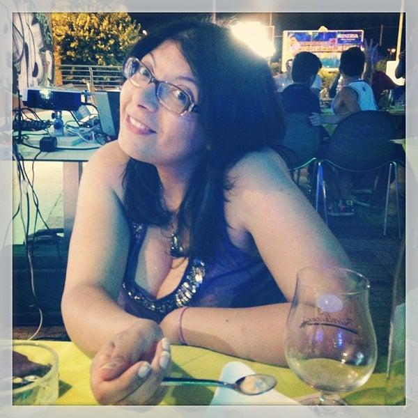 Photo taken at Pizzeria Ristorante Modo by Maria Giovanna P. on 7/5/2013