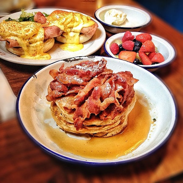The  Best Places For Breakfast Food In Soho