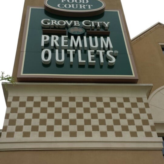 Palm Springs Outlet Mall >> Grove City Premium Outlets - Grove City, PA