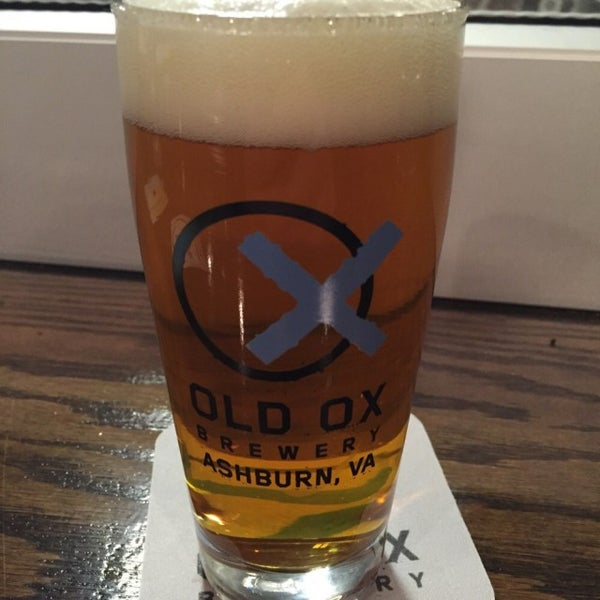 Photo taken at Old Ox Brewery by Shawn M. on 1/29/2015
