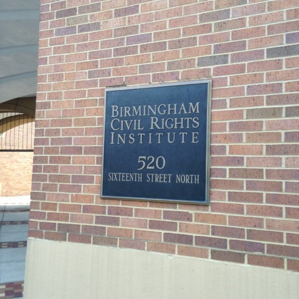 Photo taken at Birmingham Civil Rights Institute by J F. on 6/11/2013