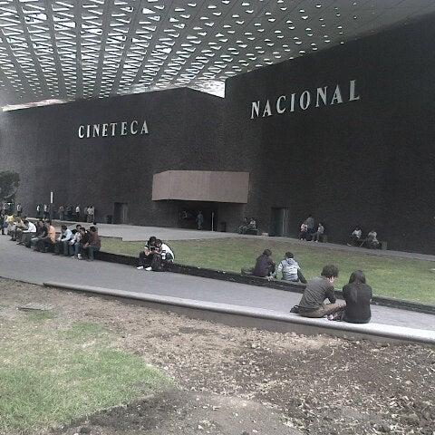 Foto tomada en Cineteca Nacional por Ricardo Z. el 7/3/2013