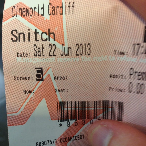 Photo taken at Cineworld by Will G. on 6/22/2013