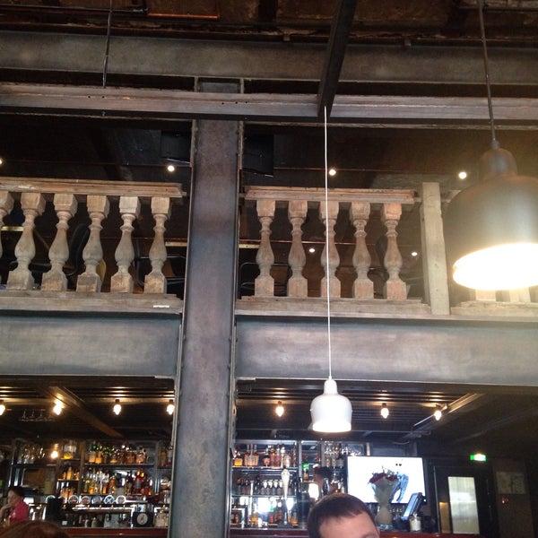 Photo taken at Haggis Pub & Kitchen by Stas S. on 5/30/2015