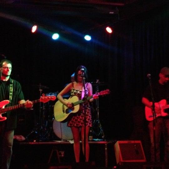 Photo taken at Darwin's Pub by Stephanie on 9/29/2012