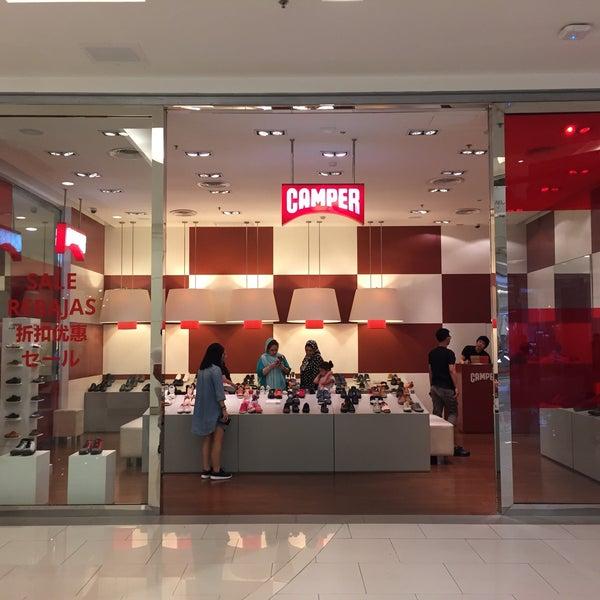 Camper Shoe Store Philadelphia