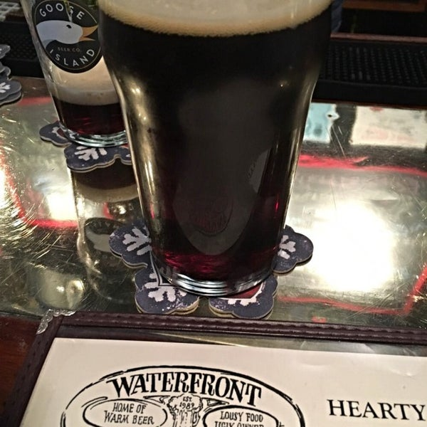 Photo taken at Waterfront Ale House by Drew Y. on 12/3/2015