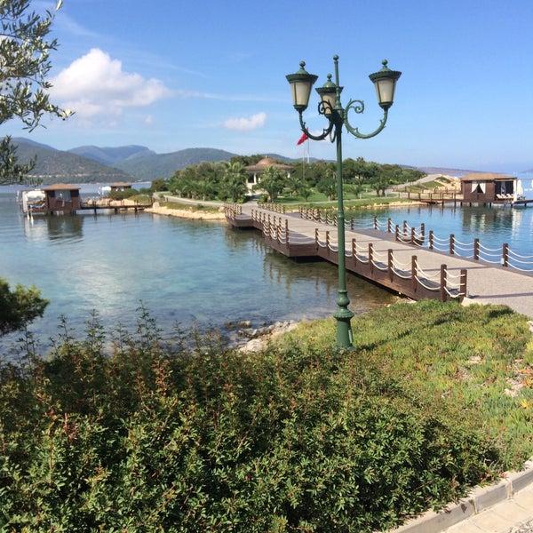 9/27/2015 tarihinde Pınar Ö.ziyaretçi tarafından Rixos Premium Bodrum'de çekilen fotoğraf