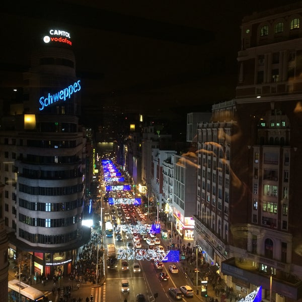 Terraza el corte ingl s callao now closed for El corte ingles callao