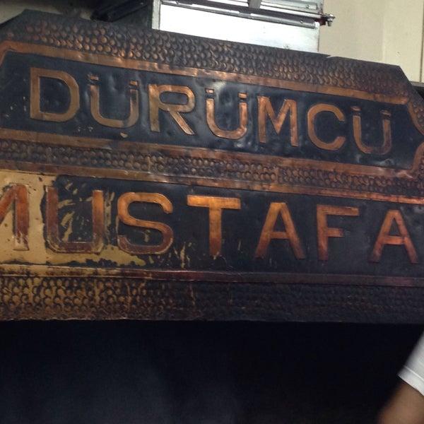 12/25/2014 tarihinde Ahmet K.ziyaretçi tarafından Dürümcü Mustafa'de çekilen fotoğraf