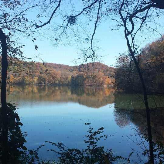 Photo taken at Radnor Lake State Park by E. D. on 11/11/2013