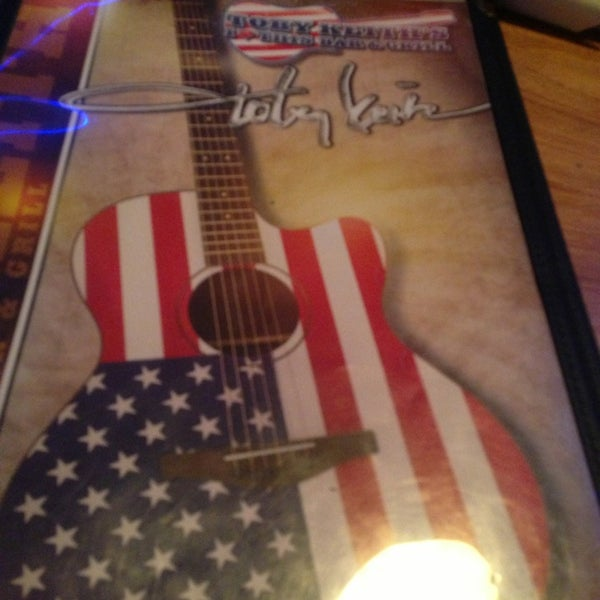 Photo taken at Toby Keith's I Love This Bar & Grill by Lauren E. on 8/3/2013