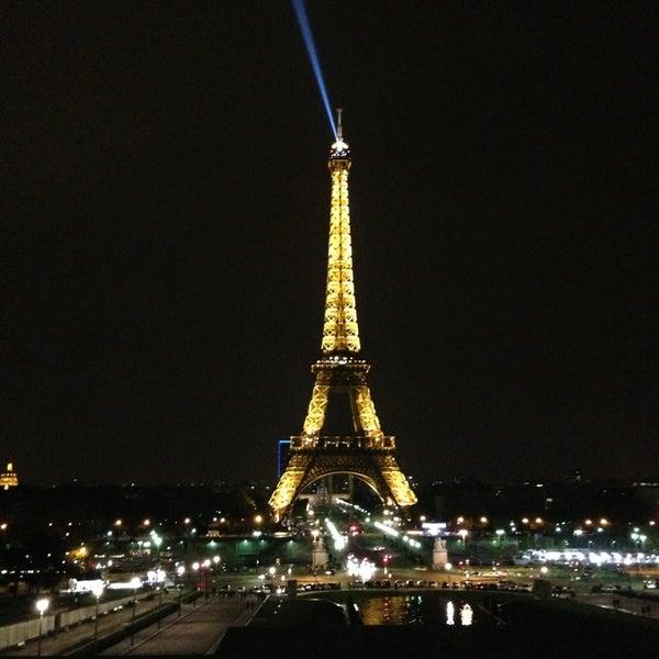 Photo prise au Place du Trocadéro par Marina K. le4/27/2013