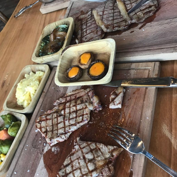 7/16/2018 tarihinde Cabir Ensar D.ziyaretçi tarafından Assado Steak House'de çekilen fotoğraf
