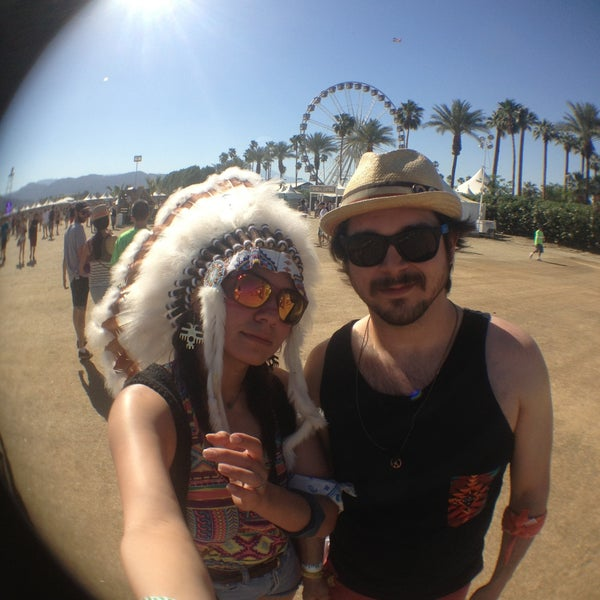 Photo taken at Coachella Valley Music and Arts Festival by #JACBO on 4/20/2013