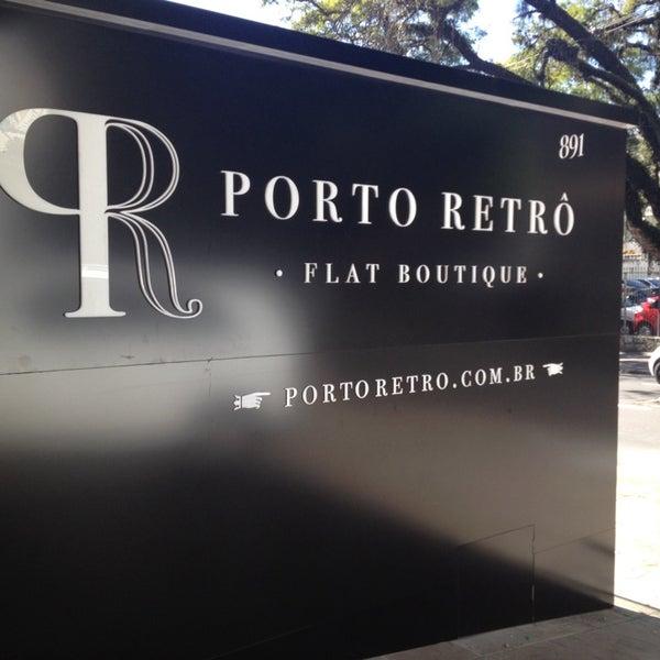 Foto tirada no(a) Porto Retrô Suítes por Isabel M. em 6/16/2014