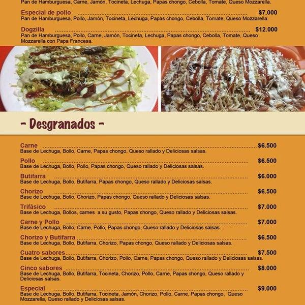 Dogzilla fast gourmet ahora cerrado restaurante de for Restaurante terraza de la 96 barranquilla