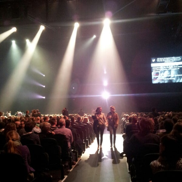 Photo taken at AFAS Live by Arjan L. on 4/19/2013