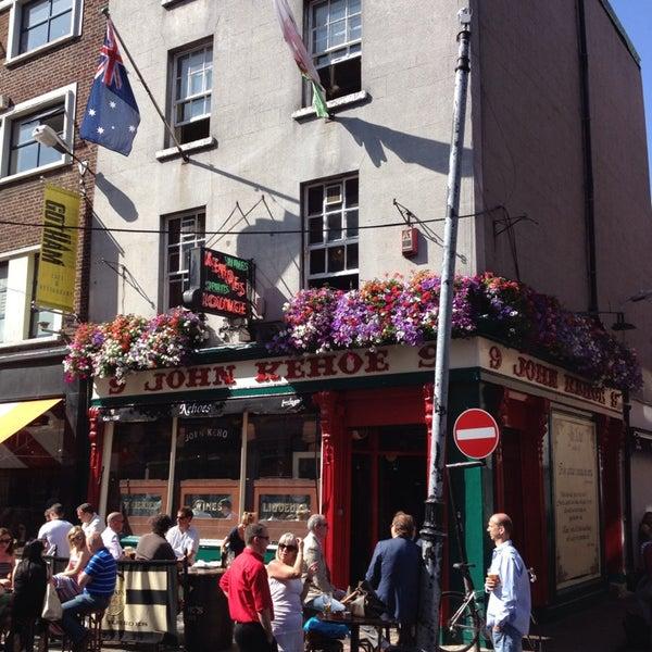 Dublin bars for Bar food dublin 2