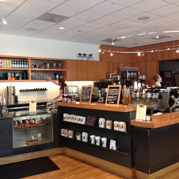 coffee shops downtown portland
