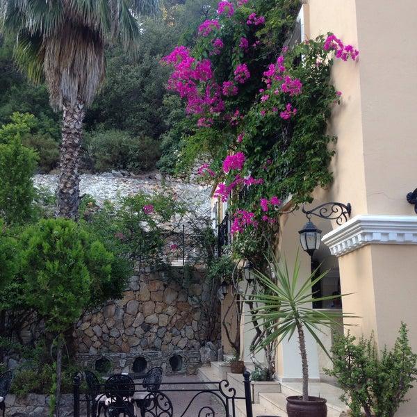 6/28/2016 tarihinde Burcu Y.ziyaretçi tarafından Paradise Garden Butik Hotel'de çekilen fotoğraf