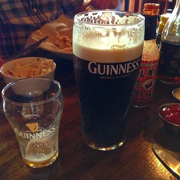 Photo taken at Fado Irish Pub & Restaurant by Mason N. on 5/13/2014