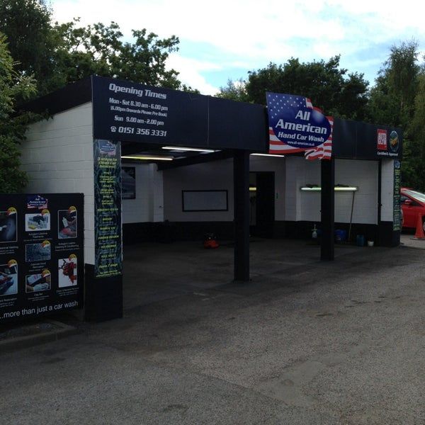 all american car wash cheshire oaks designer outlet. Black Bedroom Furniture Sets. Home Design Ideas